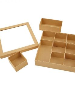 Scatola cartone Die-cut Chipboard Box