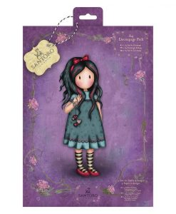 Scrapbook Gorjuss Santoro - Pulling on Your Heartstrings Decoupage Pack
