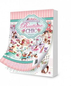 Il Piccolo Libro di Boutique Chic Paper Pad Boutique Chic Scrapbook Carta