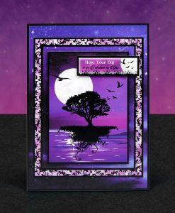 Twilight Kingdom Adorable Scorable Cartoncino Kit Biglietti Scrapbook Cardmaking Kit