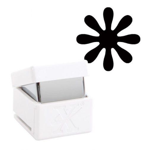 Foratrice Fustella Punch a leva Margherita Fiori Scrapbook Cardmaking Papercraft Inviti Biglietti