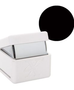 Foratrice Fustella Punch a leva Cerchio Scrapbook Cardmaking Papercraft Inviti Biglietti