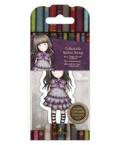 Il Timbro Scrapbook Gorjuss - Little Violet
