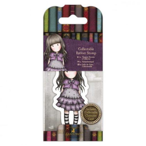 Il Timbro Scrapbook Gorjuss - Little Violet