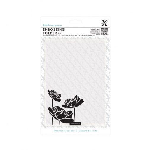 Embossing Folder Xcut Cartella Fustelle Fiori