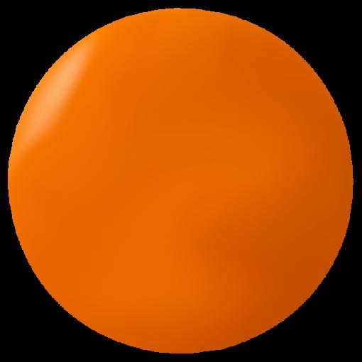 Crystal Drops Ripened Pumpkin Arancione