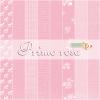 Cartoncino Rosa Stampanto Scrapbooking Decoupage