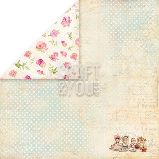 Cartoncino per Inviti Scrapbook