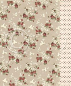 "Love is in the Air - Foglio Singolo per Scrapbooking 12""x12"" Love is in the air scrapbooking paper Pion Design"