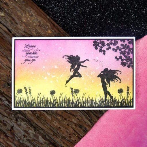 Stamps Timbri Fate Fatine Timbro Special Gifts Hunkydory Italia Scrapbook Papercraft Cardmaking Biglietti