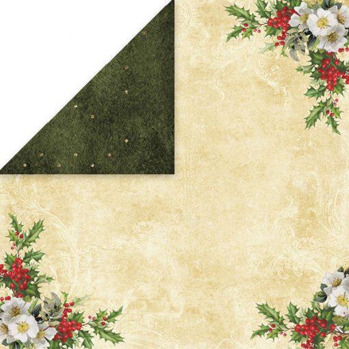 White Christmas 04 - Cartoncino 12x12