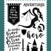 Timbro Scrapbook Castello Drago Stamp