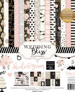 Cartoncino Matrimonio Decorati Scrapbook Italia