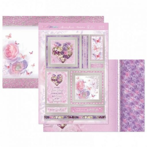 Kit Topper Set - Forever Be My Always Scrapbooking Hunkydory Italia