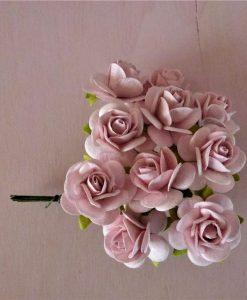 Fiori di Carta - Roselline Rosa Baby