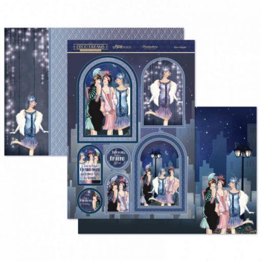 Kit per scrapbooking Topper Set - Deco Delight Hunkydory Italia Cardmaking