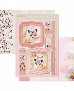 Kit per scrapbooking Topper Set - Always Believe Scrapbooking Kit Cardmaking Italia Hunkydory