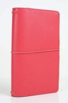 Travelers Notebook - Corallo Echopark Planning Midori Corallo