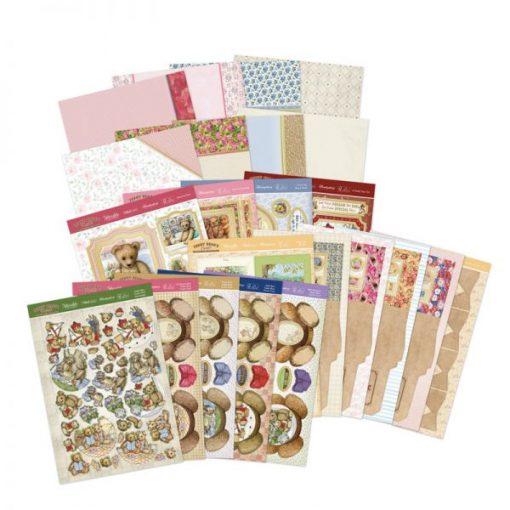 Kit per Cardmaking - Teddy Bear's Picnic Scrapbooking Italia Hunkydory