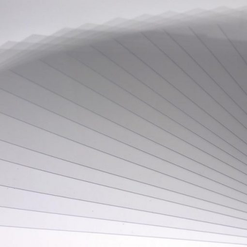 Fogli Acetato Trasparenti - 140 micron scrapbooking