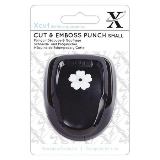 Fustella Piccola - Fiore Punch Flower Xcut Docrafts