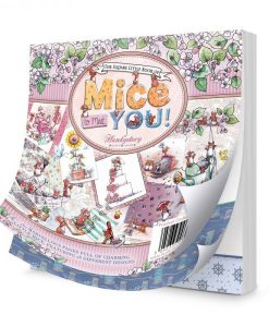Il Piccolo Libro Quadrato di Mice to Meet You (Topolini)