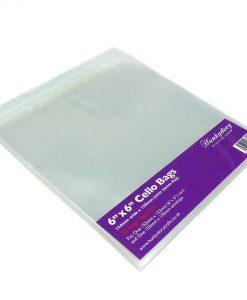 Buste trasparenti per card di 15 x 15cm (50 pezzi)