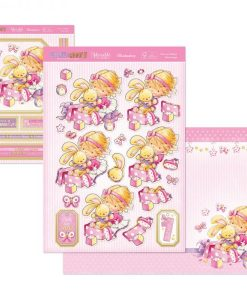 Kit per scrapbooking Topper Set - Cute & Cuddly Cute as a Button