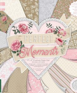Perfect Moments (20,32 x 20,32 cm) - Bloccheto Cartoncino da 48 fogli