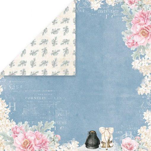 Pastel Wedding 05 - Cartoncino 12x12