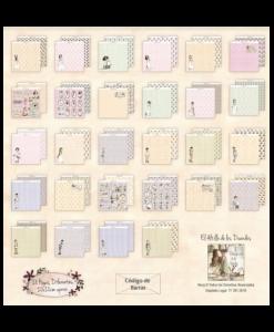 Comunione Block - Cartoncino (28 fogli) 8x8
