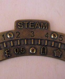 Steam graduation - abbellimento in metallo