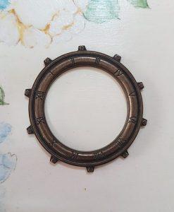 Frame 5cm - abbellimento in metallo