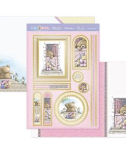 Hunkydory - Topper Set - Teddy Loves... - Someone Special