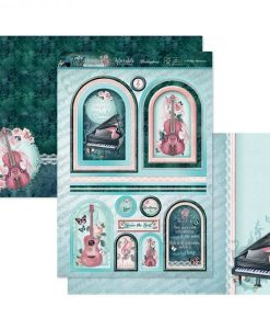 Kit per scrapbooking Luxury Topper Set - In Perfect Harmony