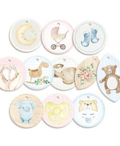 Baby Joy - 01 - Tags (set 11 pezzi)