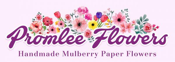Promlee Flowers Fiori di Carta Abbellimenti