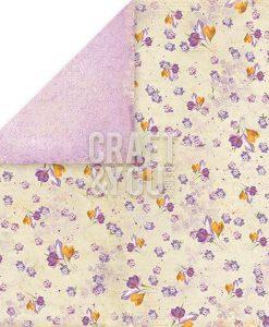 """Spring Garden 04 - Cartoncino 12x12"""""""