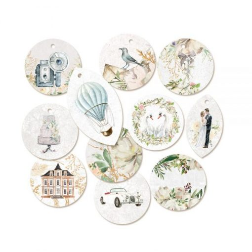 Truly Yours - 01 - Tags (set 11 pezzi)