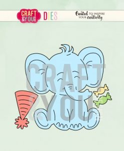 Fustella - Elefantino