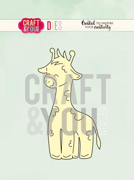 Fustella - Giraffa