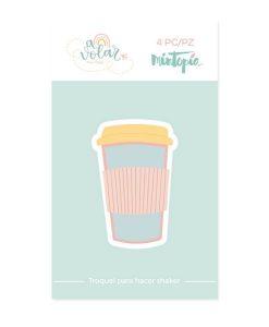 Caffè shaker - Fustella (4 pezzi)