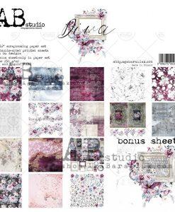 Diva - Blocchetto Cartoncino 12x12 (8 fogli) 6