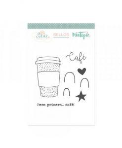 Pero primero el café - Timbro (8 pezzi)