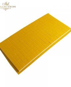 Quadretti Biadesivi per scrapbooking - 10mm x 10mm