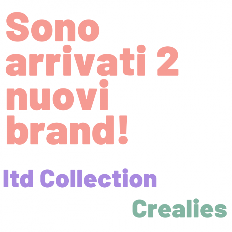 Itd collection Crealies Italia Scrapbooking MixMedia Decoupage