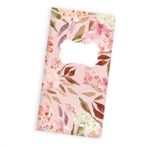 Love in Bloom - Travel Journal