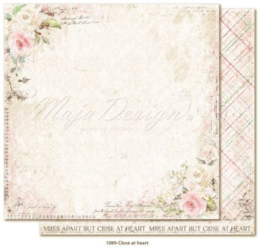 Miles Apart Maja Design- Cartoncino 6x6 (36 pezzi)