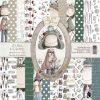 """Collezione Al Cole con Ofelia - Cartoncino 12x12"""" (12 pezzi)"""