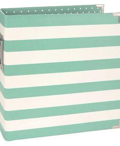 "SN@P! Binder Robins Egg Stripe - Album ad anelli 6x8"""